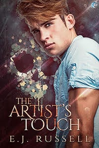 The Artist's Touch by E.J. Russell: Blog Tour, New Release Review and Giveaway